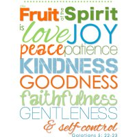Fruit Of The Spirit Introduction and Guidelines - #FOSChallenge