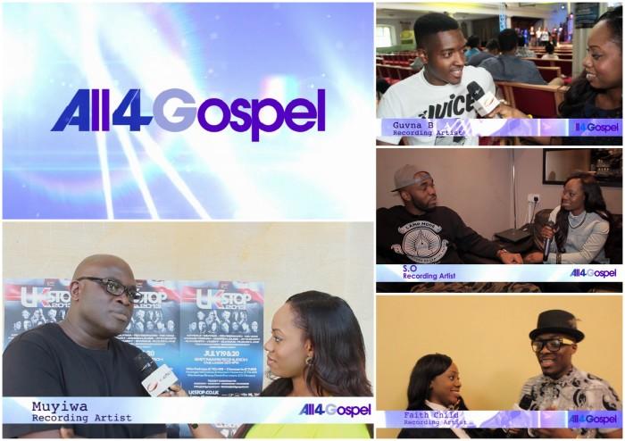 All 4 Gospel