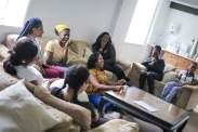 At LICF's Youth Retreat, 2016
