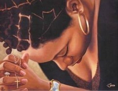 black-woman-praying