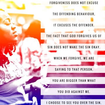 Forgiveness 1