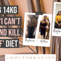Losing 14kg during lockdown while eating Magnum - An introduction to the 'I can't come and kill myself' diet!